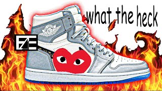 TOP 5 HOTTEST SNEAKER COLLABS OF ALL TIME