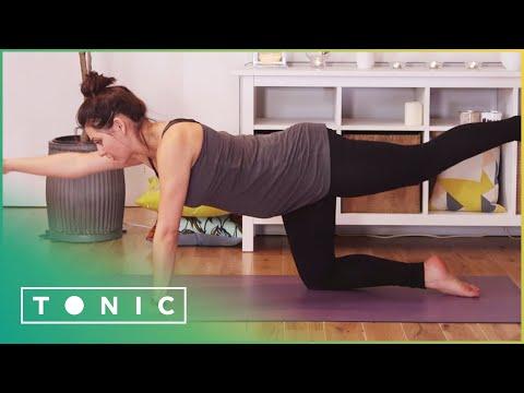 Pregnancy Yoga - Embrace Change