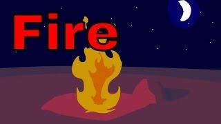 Animate CC animasyon - Yangın ()