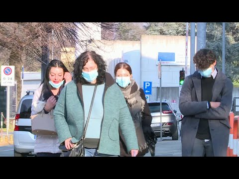 В Италии резко увеличилось количество инфицированных китайским коронавирусом.