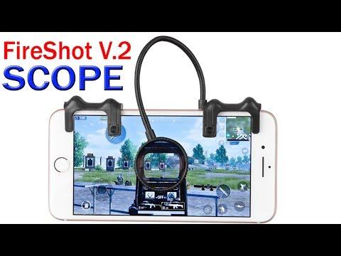 FireShot V2 + Scope ตัวช่วยยิงติดสโคป