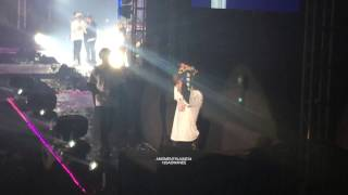 160806 bts 화양연화 on stage epilogue in bkk   v and j hope hopev