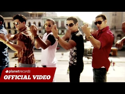 CHARANGA HABANERA Feat. EL CHACAL - Gozando En La Habana (Official Video HD)