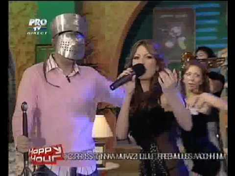 Elena Gheorghe - Sway (Live at Pro TV)