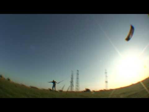 Flysurfer Speed3 15m Deluxe Oldschool Kite Landboarding by ATBShop