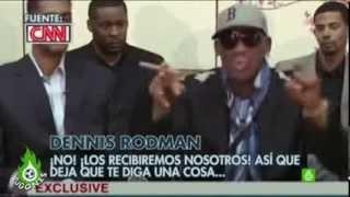 Dennis Rodman La Lia En La CNN