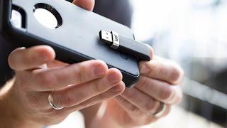 Leef iBridge, almacenamiento externo para el iPad y iPhone