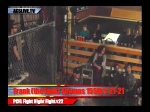 FIGHT.TV PCFL Feb 23rd Fight's 18- Main Event's
