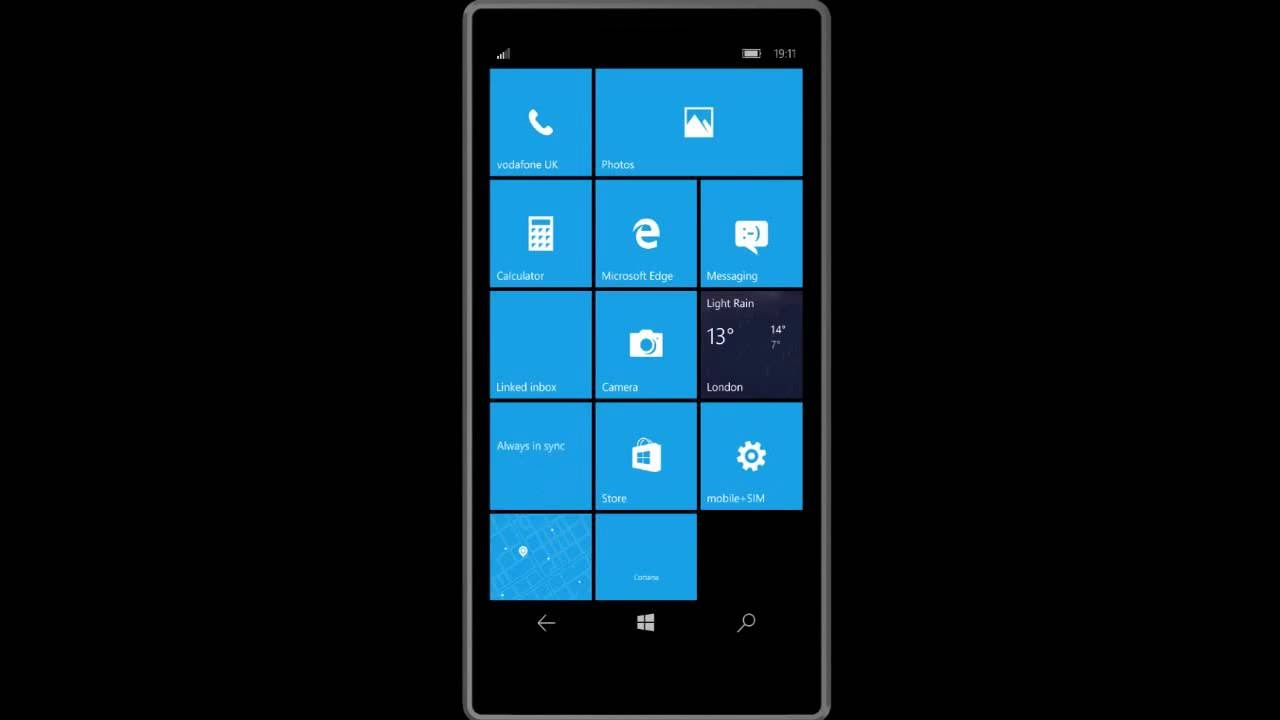 how to delete apps on windows 10 phone