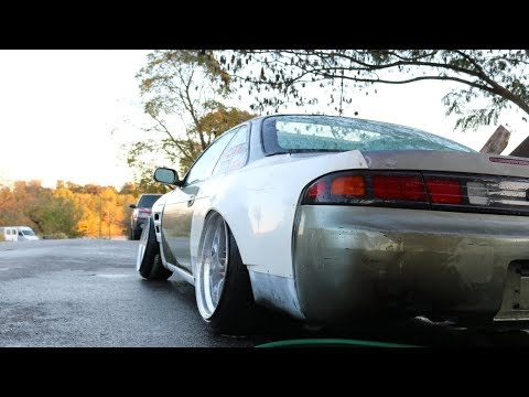 Herts RX7 Fitment On My S14? Style Matters.