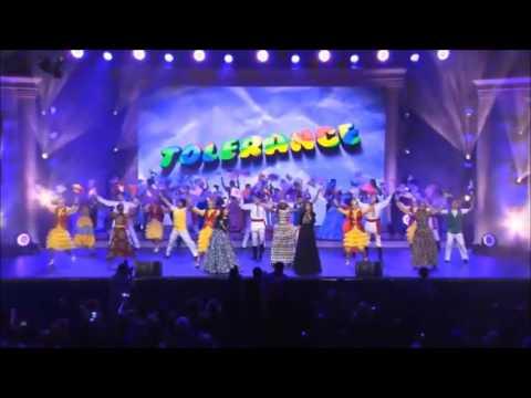 #Kazakhstan, Moldova, Mozambique, & Brazil Performance #IFLC2016 @Rumi Forum @intFLC