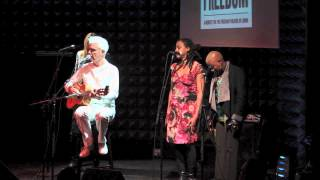 David Byrne - God Draws Straight - Joe's Pub (10.31.11)
