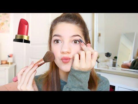 Natural Makeup Tutorial! 2 to an 8 Glow Up! thumbnail