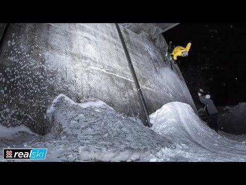Henrik Harlaut   X Games Real Ski 2017