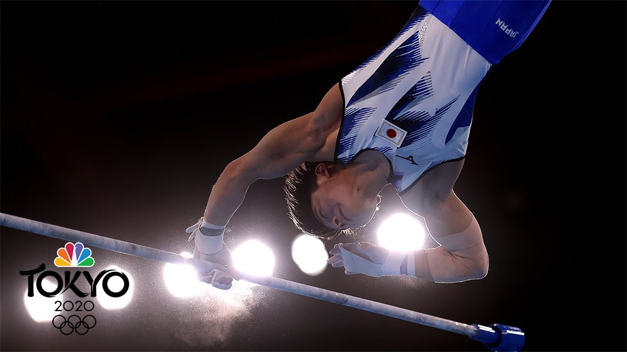 Olympic Day 5 Update: Men's gymnastics crowns an all-around champion | NBC Sports