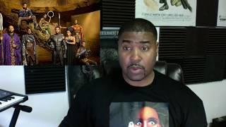 Tariq Nasheed Reviews The Black Panther Movie