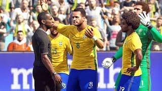 Revanche: Brasil Vs Alemanha - Pro Evolution Soccer 2017 - PES 2017 (PS4)
