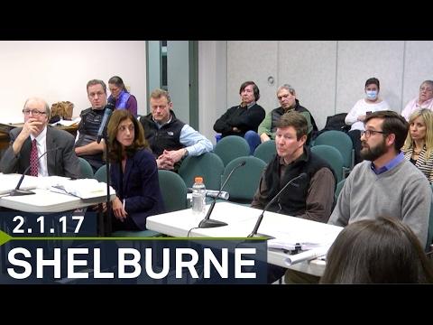 Shelburne Development Review Board: February 1, 2017