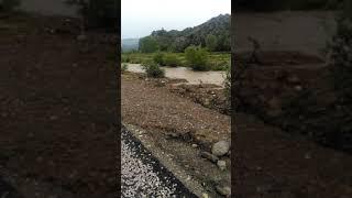 Boyabat darıözü köyü sel 2