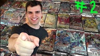 Best Yugioh 204 Booster Pack Opening Extravaganza! All Yugioh Expansion Sets Ever Released!! Part 2 Thumbnail