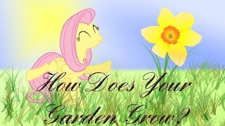 My Little Pony Stop Motion: How Does Your Garden Grow?