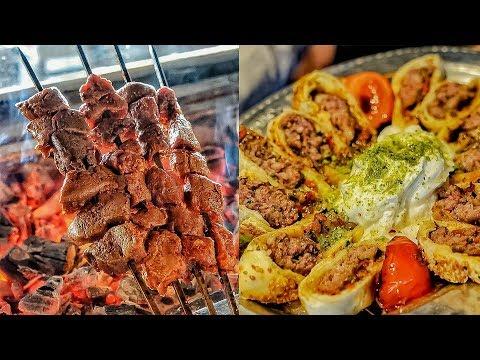 Istanbul Street Food - Amazing Traditional Turkish Food - Best Food in Turkey 3