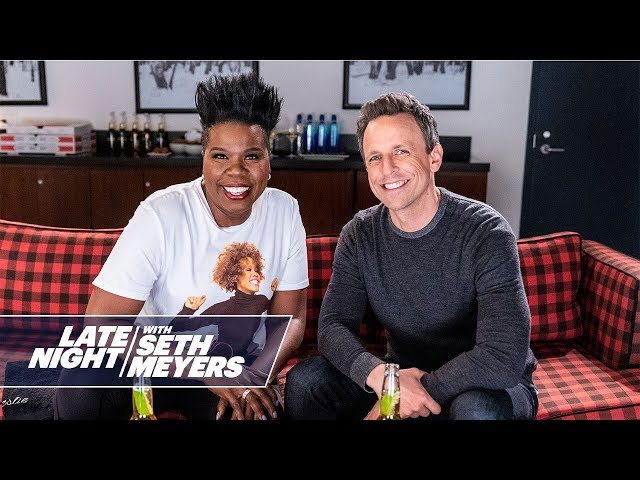 Game of Jones: Leslie Jones and Seth Watch Game of Thrones' Series Finale