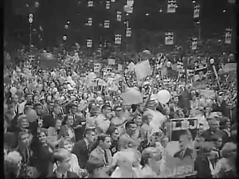 Lyndon Johnson Wins Election 1964 ElectionWallDotOrgmp4