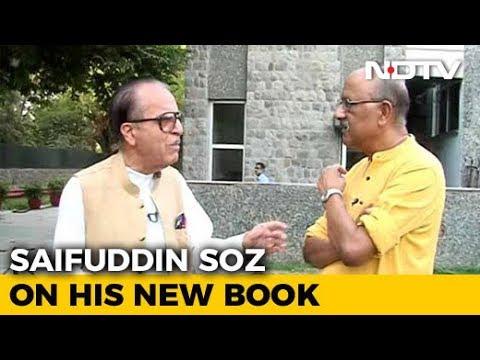 Walk The Talk With Saifuddin Soz