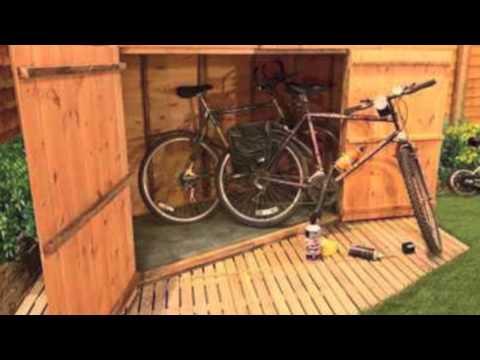 Bike Sheds and Storage