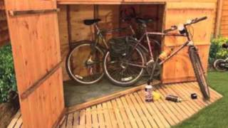 Bike Sheds And Storage