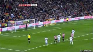 Real Madrid 5-1 Athletic Bilbao HQ All Goals