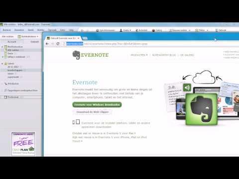 Clickx 265   Evernote