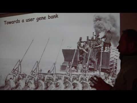 The Nordic User Gene Bank Project, Jan Svensson / NordGen