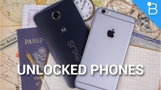 Unlocked Phones: Your Phone Your Right - TechnoBuffalo