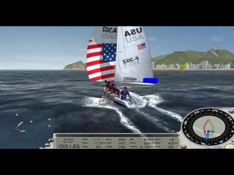 Virtual Skipper 5. Melges Cup, Season 1, Race 1