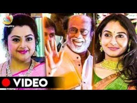 സൗന്ദര്യ രജനികാന്ത് വിവാഹ വീഡിയോ | SoundaryaRajinikanth&Vishagan's Wedding|Marriage Video