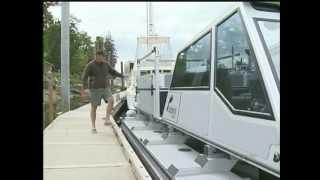 Victoria-made Camper-Catamaran Making Waves