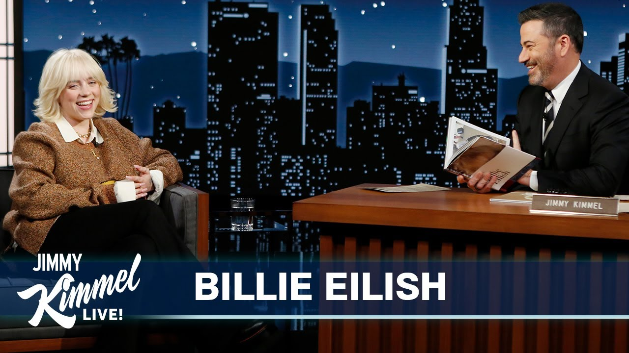 Download Billie Eilish on Going to Space, Writing Songs with Finneas, New Album & Her Bucket List