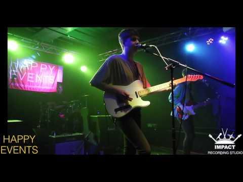 Clean Break Live At The Dark Room, Roper Hall, Preston. 28th April 2017
