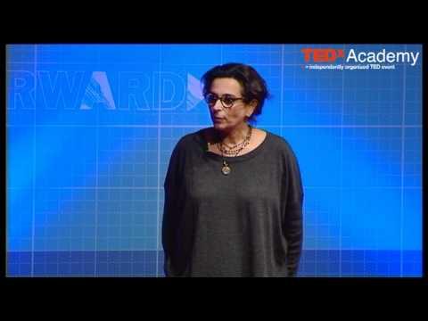TEDxAcademy - Eve Geroulis -