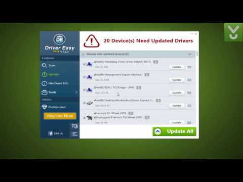 Driver Easy - Find And Update Drivers For Your PC - Download Video Previews