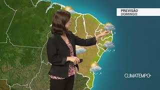 Previsão Nordeste – Tempo fica instável no RN e PB