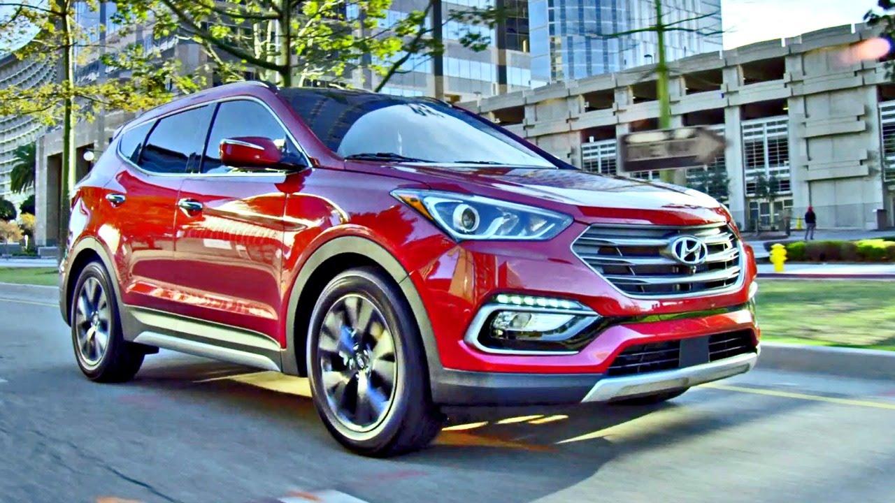 Lauria Hyundai 2017 Santa Fe Sport And Santa Fe XL