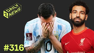 Salah's Liverpool FUTURE + CHAOS in Brazil vs Argentina match!