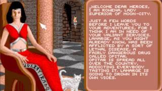 Spirit of Adventure (MS-DOS) Intro und Gameplay