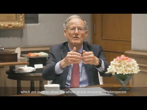 Huawei: U.S. Economist George Gilder Applauds Huawei's IP Standards