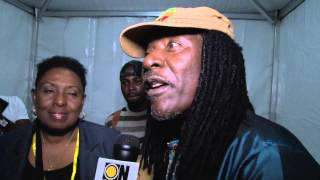 Alpha Blondy: Marley & Spare Got Me A Job