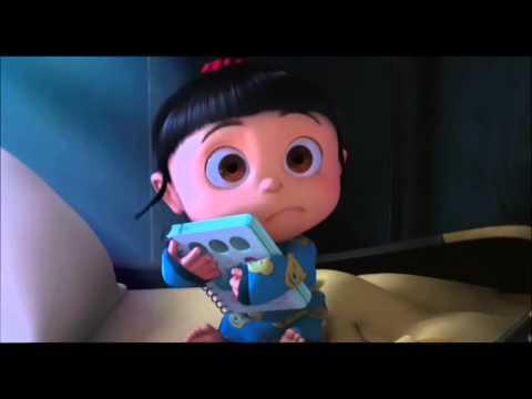 Best of Agnes  -  Despicable Me | HD (1080)