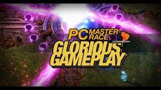 Glorious Gameplay - Nex Machina [First Level + Boss]
